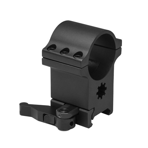 Ncstar 30Mm Scope Ring/ 1.5in. Scope Height/Quick Release Mo