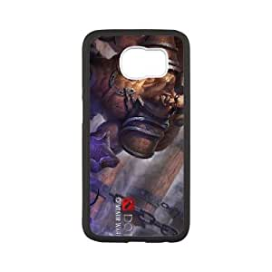 Samsung Galaxy S6 Cell Phone Case White Defense Of The Ancients Dota 2 CENTAUR WARRUNNER 003 KQ3515275