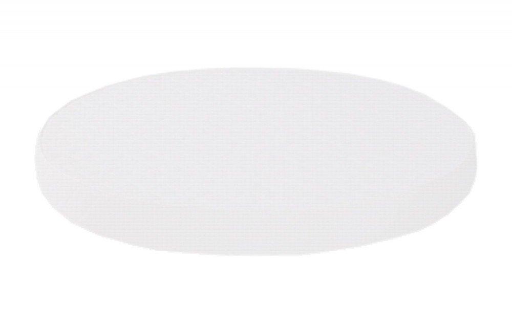 Dibapur ® Runde Pro Vital Orthopädische Ø Runde ® Kaltschaummatratze (PROVITAL-190) x Kernhöhe 14 cm, mit Standard Bezug ca. 14,2 cm (Made in Germany) 10a106