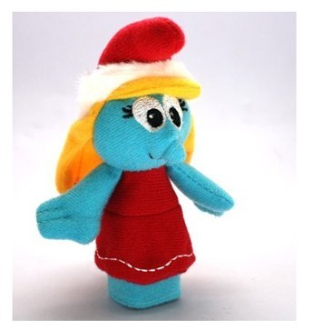 The Smurfs Smurfette Finger Puppet Macy's Limited Edition - Macy Ny