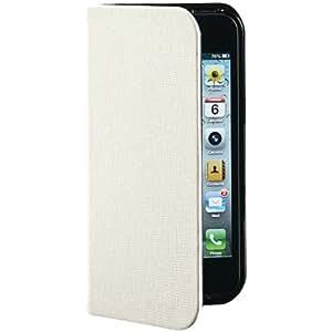 Verbatim Folio iPhone 5 Vanilla White Case and Stand, 98089 (Case and Stand)