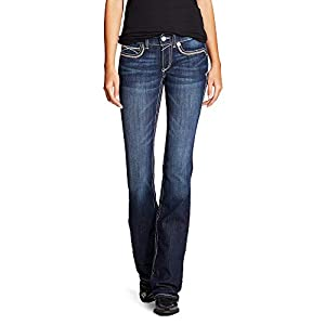 Ariat Women's  Low Rise Bootcut Jean