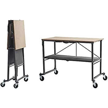 Amazon Com The Quick Bench Folding Wall Mounted Workbench