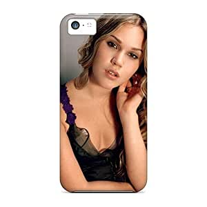 Fashion Tpu Case For Iphone 5c- Joss Stone Singer Celebrity Defender Case Cover