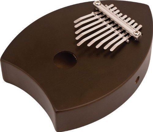Toca T-THPL Tocalimba Thumb Piano Large - Walnut Matte Finish