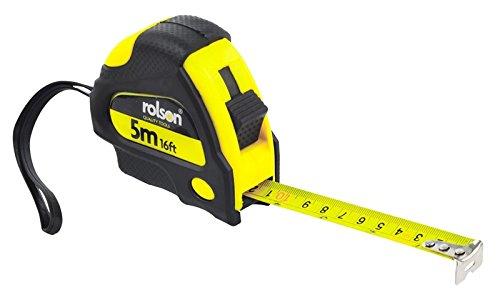 Rolson 50535 5m x 19mm Measure Tape