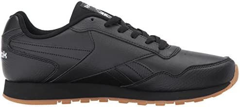 41yCo7bUwQL. AC Reebok Men's Classic Harman Run Sneaker    Reebok Men's C 85 Shoes, a new rendition of Reebok men's classic Club C kick. These joggers with a soft leather upper dole out superior support and quality. The midsole cushions every step, and a timeless Reebok window box logo amps up the look for casual-yet-sophisticated style. Reebok men's casual shoes feature the molded sockliner and durable rubber outsole which keeps you going all day, every day. Ideal for athleisure, heritage style, and everyday wear. ImportedRubber soleShaft measures approximately low-top from archSynthetic leather upperLow-cut design for a sleek and sophisticated silhouetteRemovable OrthoLite insoles for lasting cushioning and breathability