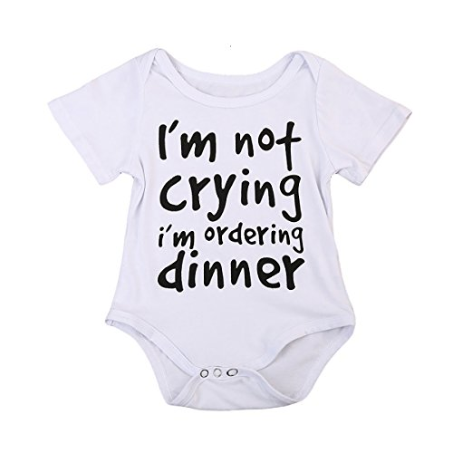 Price comparison product image Ripe Mango Boutique Baby Bodysuits Dinner (12 Months)