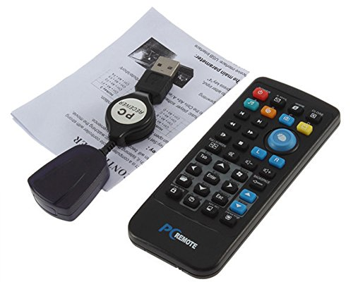 CC-JJ - USB Media IR Wireless Mouse Remote Control Controller