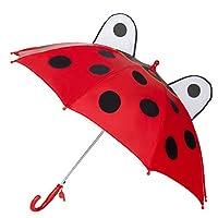 Outdoor Fun Adorable Animal Easy-Open UV Protection Whistle Umbrella