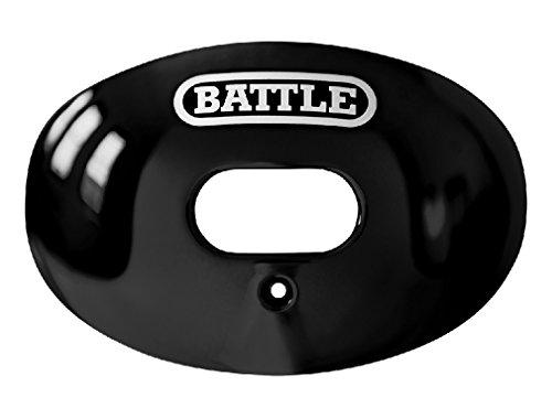 Battle Chrome Oxygen Senior Football Mouthguard - Various Colors (Chrome Ball Feet)