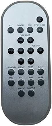 Fernbedienung für Philips MC230//MC235//MC230E//MCM240