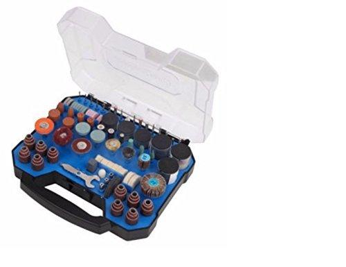 Mastercraft Rotary Tool Accessory Set, 301 pieces