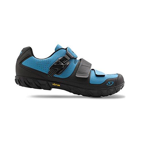 Giro Terraduro - Chaussures - noir/turquoise Modèle 42,5 2017 chaussures vtt shimano