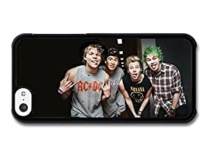 Diy design iphone 6 (4.7) case, Accessories 5 Seconds of Summer Luke Hemmings Guitar and Lyrics case for iPhone 6