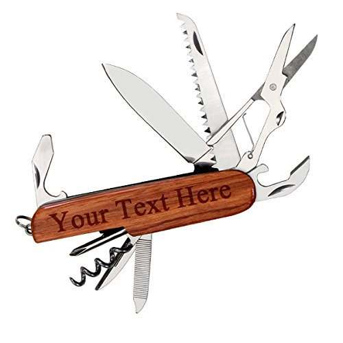 Personalized Pocket Knife, Custom Knife, Custom Multi-tool Knives, Engraved Names, Groomsmen Gift, Gift for Him
