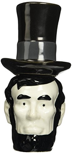 Accoutrements Lincoln Salt Pepper Shaker
