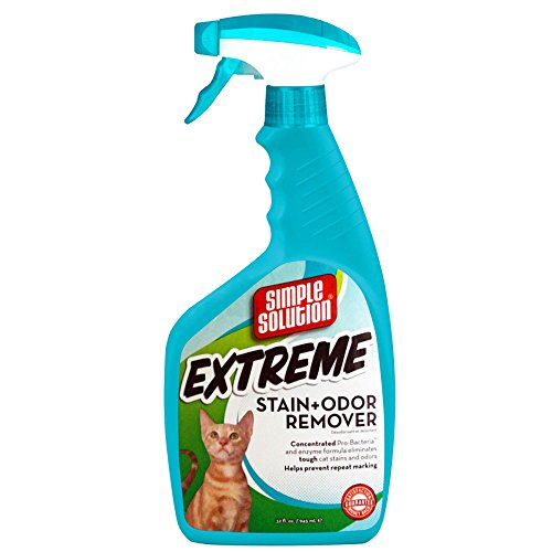 cat odor remover spray