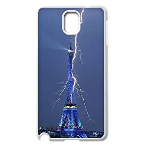 Samsung galaxy note 3 N9000 Eiffel Tower Phone Back Case Personalized Art Print Design Hard Shell Protection LK075315