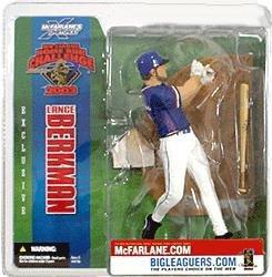 Lance Berkman Baseball (McFarlane Toys MLB Sports Picks Series 8 Action Figure Big League Challenge Lance Berkman)
