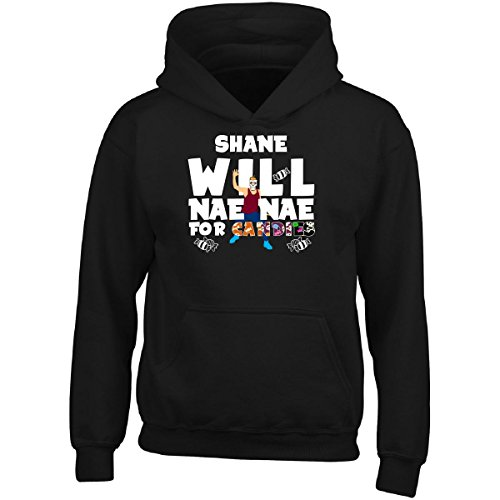 Shane Will Nae Nae For Candies Halloween - Adult Hoodie 5xl (Shane Halloween Candy)