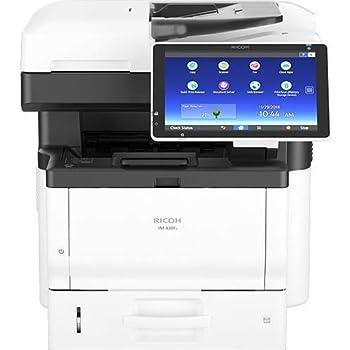 Amazon.com: Ricoh 408106 SP C842DN Color Laser Printer ...