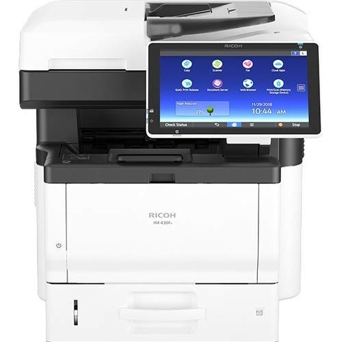 (Ricoh 418488 Smart IM 430Fb Laser All-in-One Monochrome Printer, Network and WiFi, Mobile Printing)