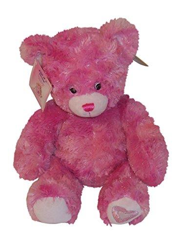 Workshop Gems (Build a Bear Workshop Gem of a Friend Precious Pink Teddy)