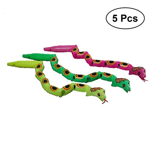Toyvian Jointed Snake Toys - 15