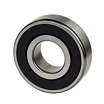 10 pack 6204-2RS Sealed Radial Ball Bearing 20X47X14