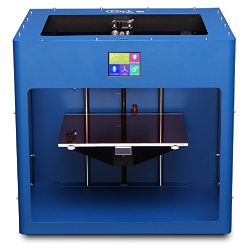 CraftBot 2 Desktop 3D Printer - Wifi Connectivity, 100 Micron Resolution - Gentian Blue CraftUnique Printers