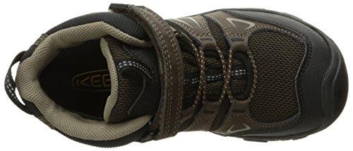 Mid Enfant Mixte Keen Brindle Hautes Oakridge Chaussures de Cascade Brown Marron Randonnée Twaxag51Oq