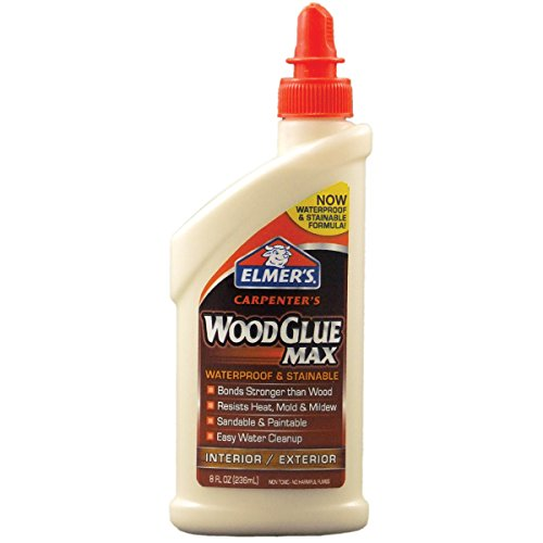 (Elmer's Products, Inc Elmer's E7300 Carpenter's Wood Glue Max, 8 Ounces, 8 oz,)