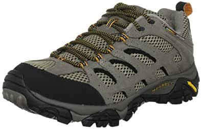 Merrell Men's Moab Ventilator Hiking Shoe,Walnut,7 M US