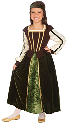 Forum Novelties Maid Marion Child Costume, Medium -