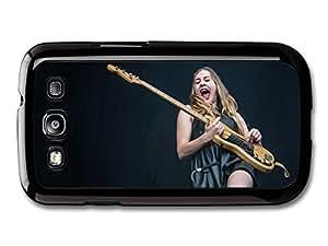 AMAF ? Accessories Este Arielle Haim Playing Bass case for Samsung Galaxy S3