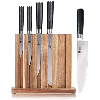 Amazon.com: Ginsu Chikara Series Fully Forged 8-Piece ...