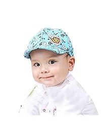 Lookatool Baby Boy Girl Kid Toddler Infant Hat Peaked Baseball Beret Cap
