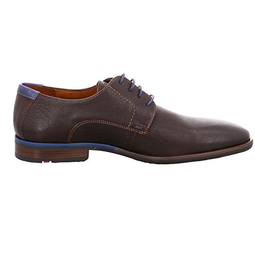 Lloyd Shoes GmbH, LEWIS, Größe 45, T.D.MORO/MIDNIG HT