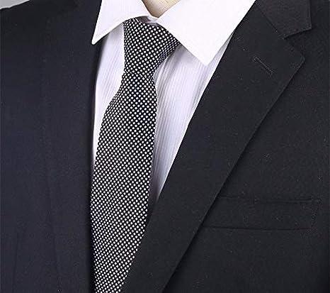 AanYuAanTIE Corbata con Cremallera para Hombres Vestido De ...