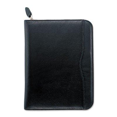 Day-Timer 82151 Verona Leather Starter Set, 5 1/2 x 8 1/2, Black Cover