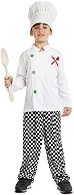 Disfraz de Cocinero para niño