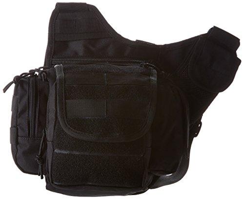 multifunction Sling Bag Black
