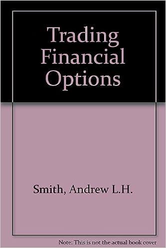 Trading Financial Options Epub Download