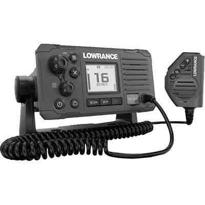 Lowrance VHF Marine Radio,DSC,Link-6 by Lowrance