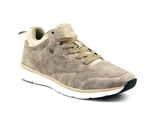 British Knights Sneaker Schuhe Grau Größe 41/UK 7