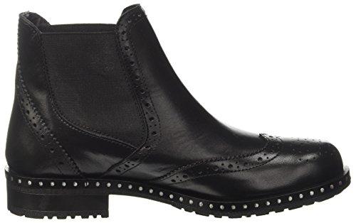 Chelsea BATA Nero Nero Boots 5946184 Women's qCawxUzRT