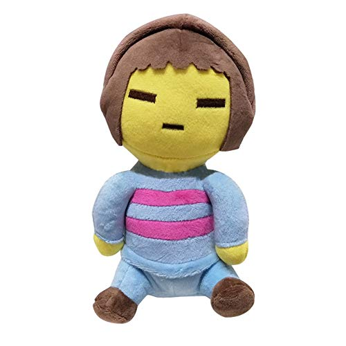 BYHai Undertale Frisk Characters Plush Stuffed Doll Toy Gifts