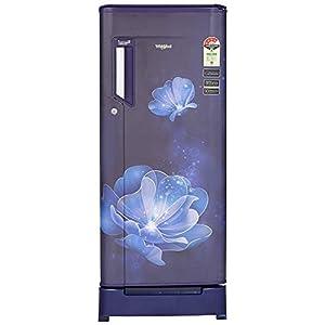Whirlpool 200 L 4 Star (2019) Inverter Direct-Cool Single Door Refrigerator (215 ICE MAGIC POWERCOOL ROY 4S INV SAPPHIRE…