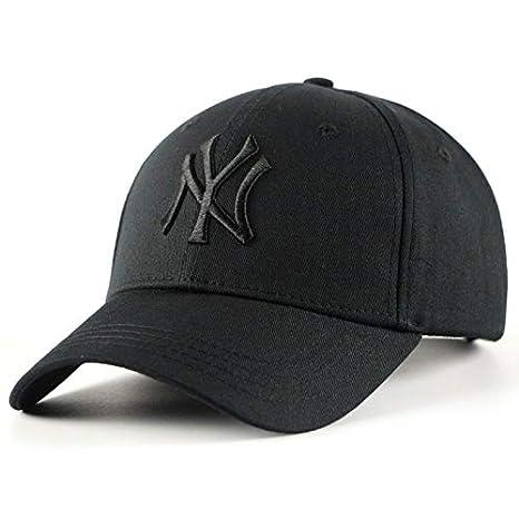 unique four seasons style sequined hat cap men women base visor cap pure black white casual shopping (black and white hat tongue piece ny GOKAGY